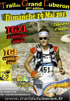 Trail du Grand Luberon 2013