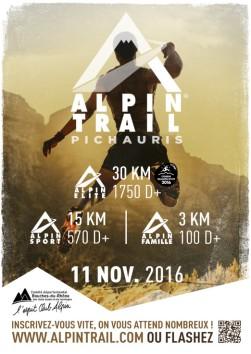 Alpin Trail Pichauris